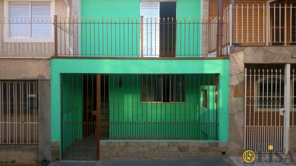 VENDA | SOBRADO - Parada Inglesa - 2 dormitórios -  Vagas - 90m² - CÓD:ET3593
