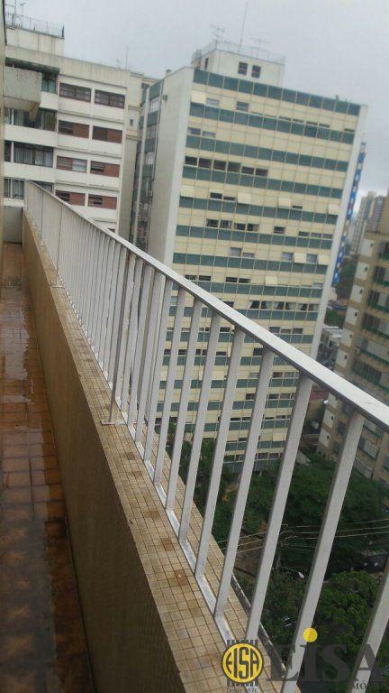 APARTAMENTO - CERQUEIRA CéSAR , SãO PAULO - SP   CÓD.: ET3608