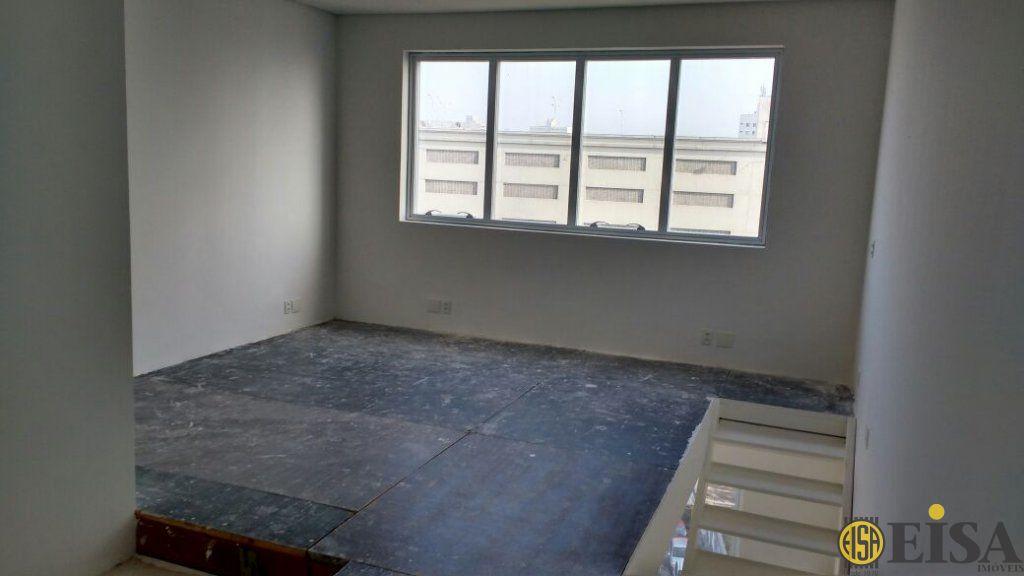 VENDA | COMERCIAL - Vila Gustavo -  dormitórios -  Vagas - 40m² - CÓD:ET3617