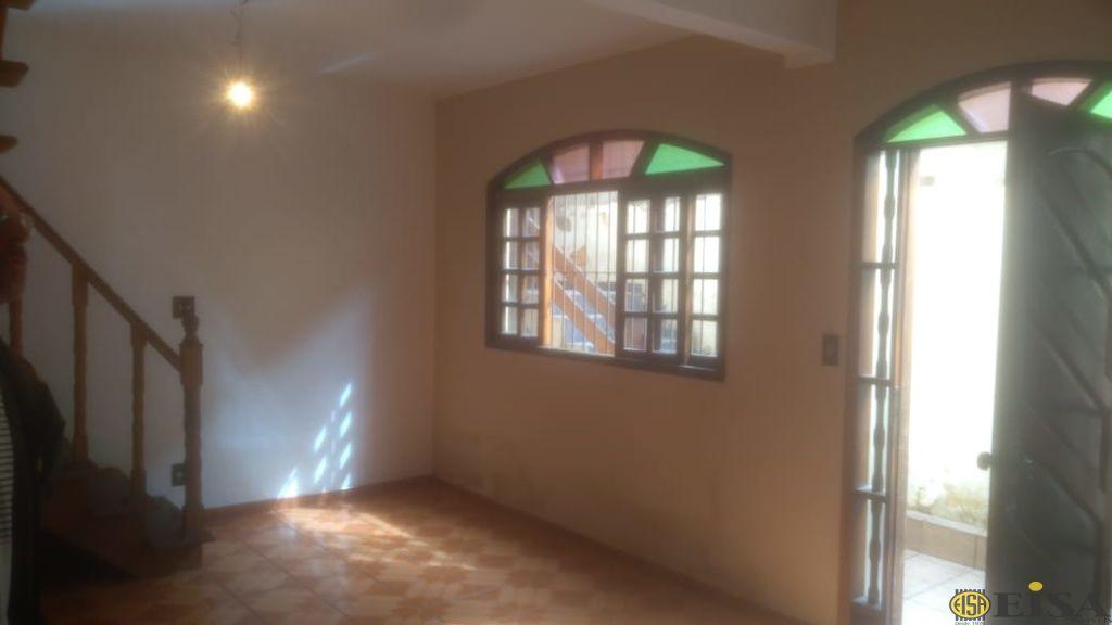 LOCAÇÃO | SOBRADO - Vila Gustavo - 2 dormitórios - 1 Vagas - 96m² - CÓD:ET3748