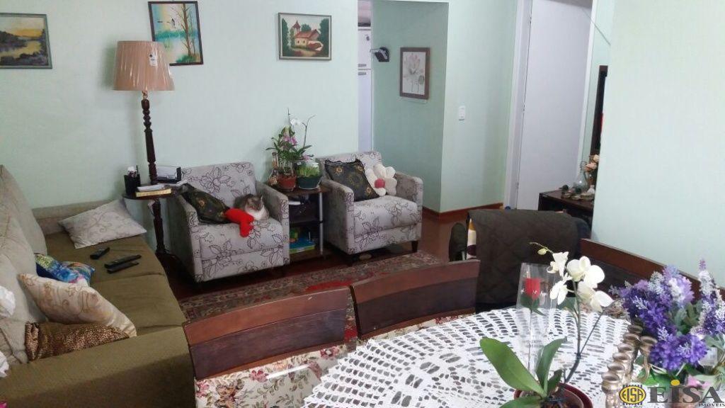 VENDA   APARTAMENTO - Vila Mazzei - 2 dormitórios - 1 Vagas - 73m² - CÓD:ET3771
