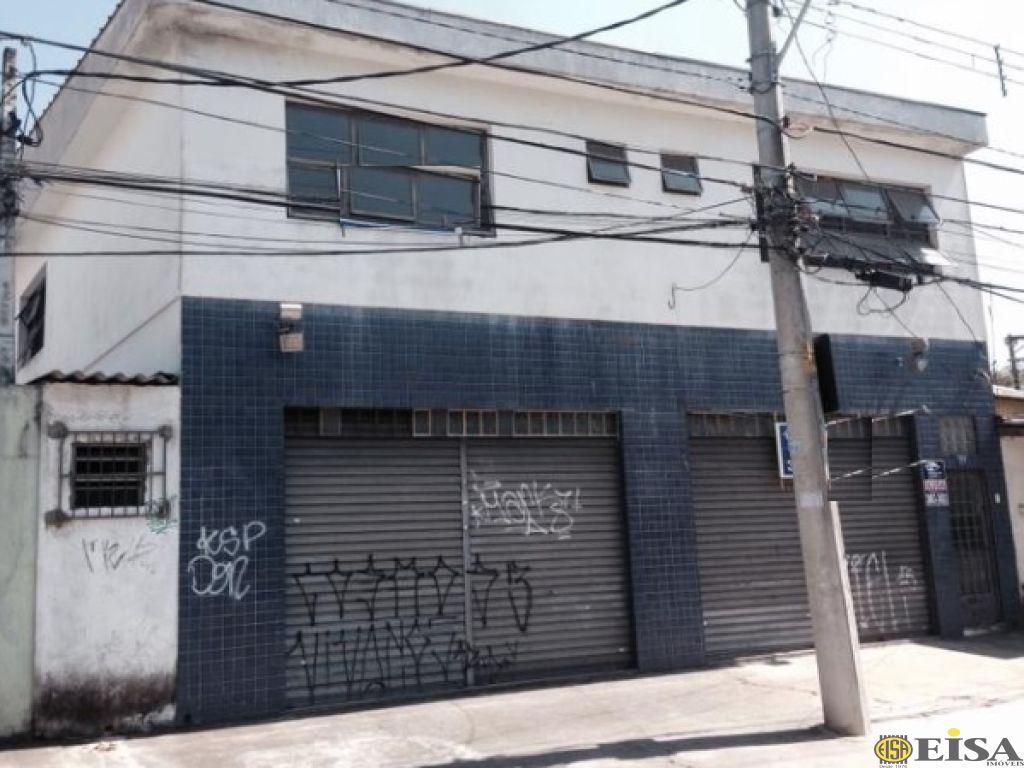LOCAÇÃO | COMERCIAL - Santana -  dormitórios -  Vagas - 170m² - CÓD:ET3823