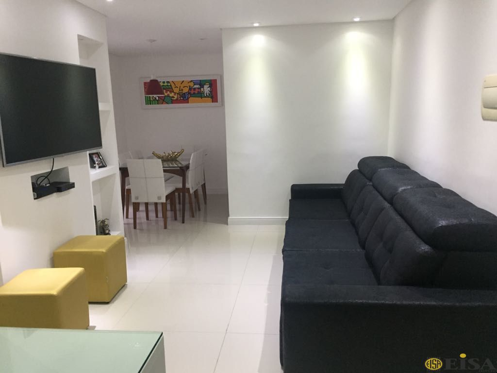 VENDA   APARTAMENTO - Vila Mazzei - 3 dormitórios - 2 Vagas - 75m² - CÓD:ET3828