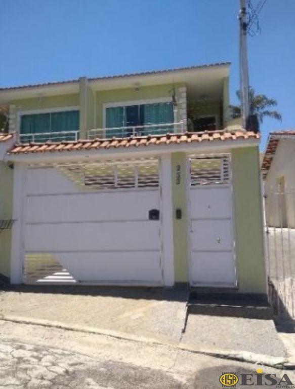 VENDA | SOBRADO - Vila Nova Mazzei - 3 dormitórios - 3 Vagas - 141m² - CÓD:ET3855