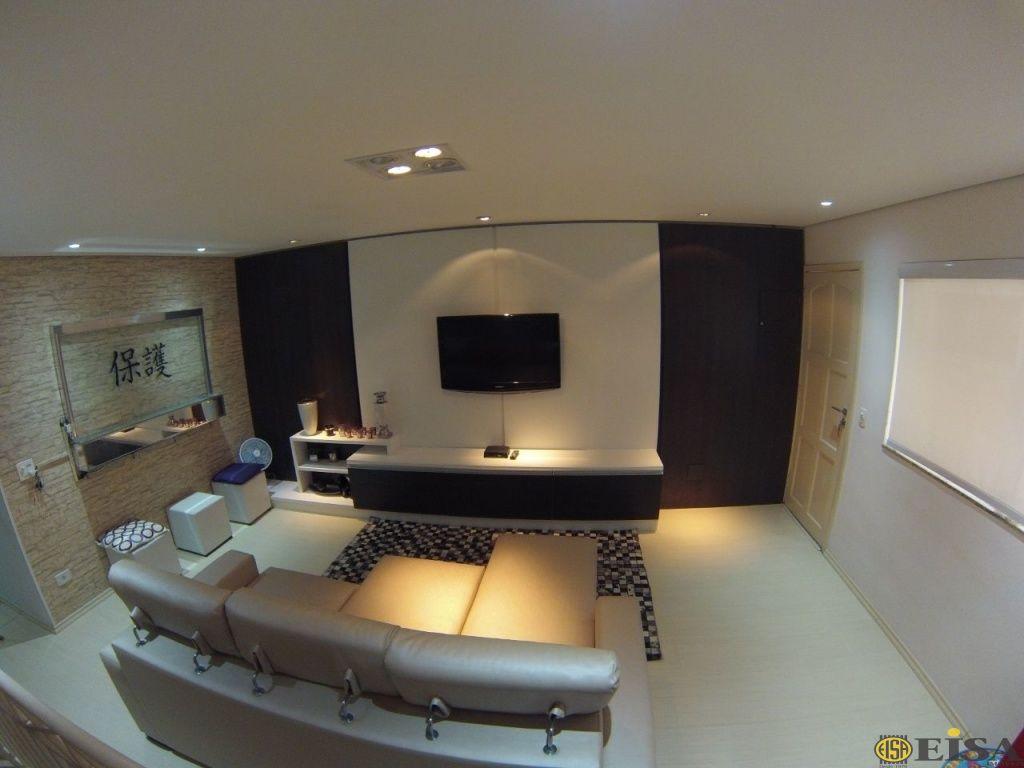 VENDA | SOBRADO - Vila Isolina Mazzei - 3 dormitórios - 2 Vagas - 120m² - CÓD:ET3859