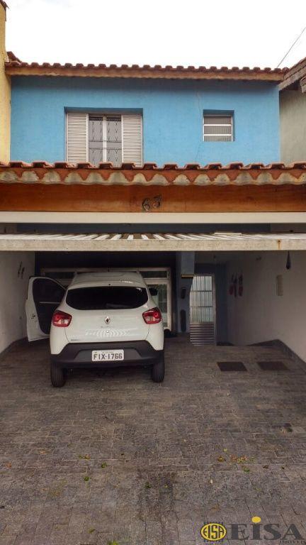 VENDA | SOBRADO - Carandiru - 3 dormitórios - 2 Vagas - 150m² - CÓD:ET3864