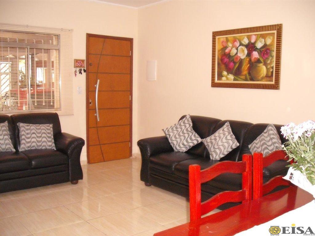 VENDA | SOBRADO - Água Fria - 3 dormitórios - 2 Vagas - 108m² - CÓD:ET3869