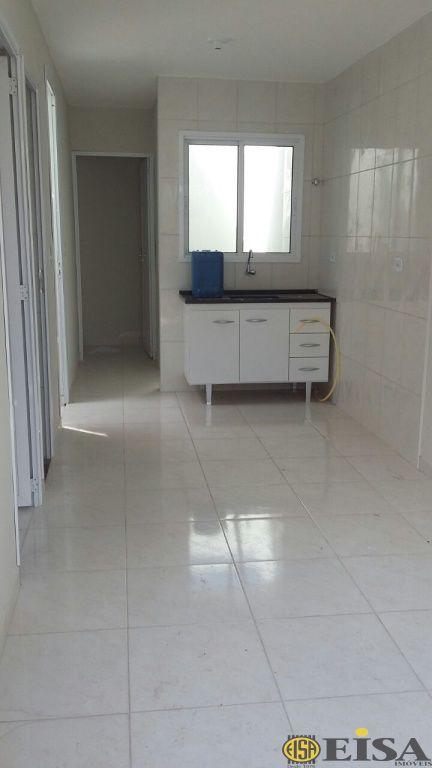 LOCAÇÃO   CASA ASSOBRADADA - Vila Mazzei - 2 dormitórios -  Vagas - 50m² - CÓD:ET3886