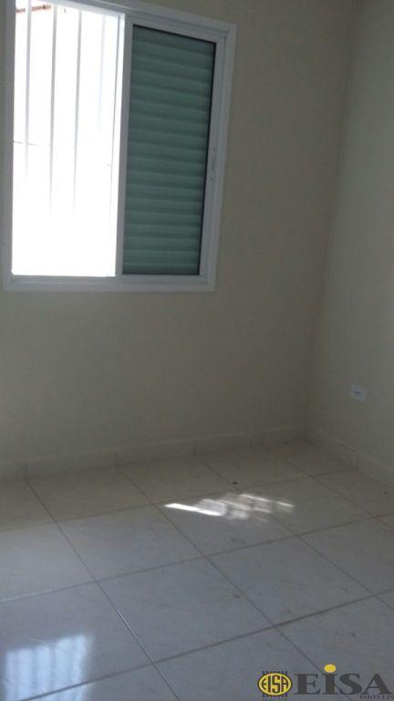 LOCAÇÃO   CASA ASSOBRADADA - Vila Mazzei - 2 dormitórios -  Vagas - 50m² - CÓD:ET3887
