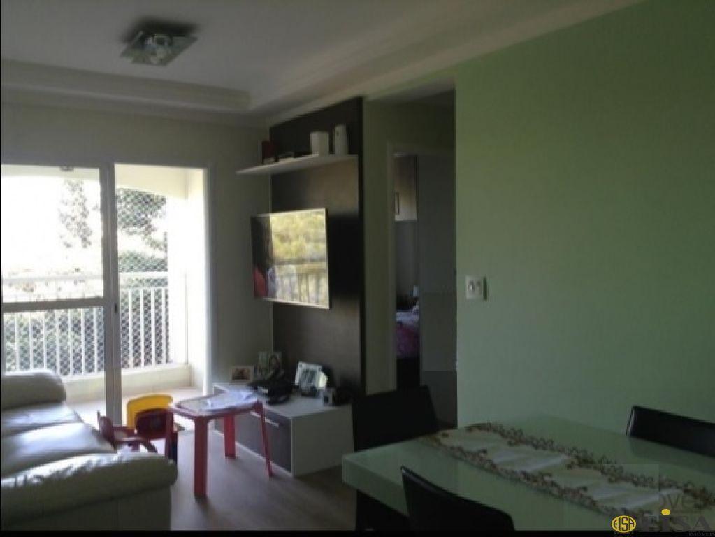 VENDA | APARTAMENTO - Vila Nivi - 2 dormitórios - 2 Vagas - 65m² - CÓD:ET3899