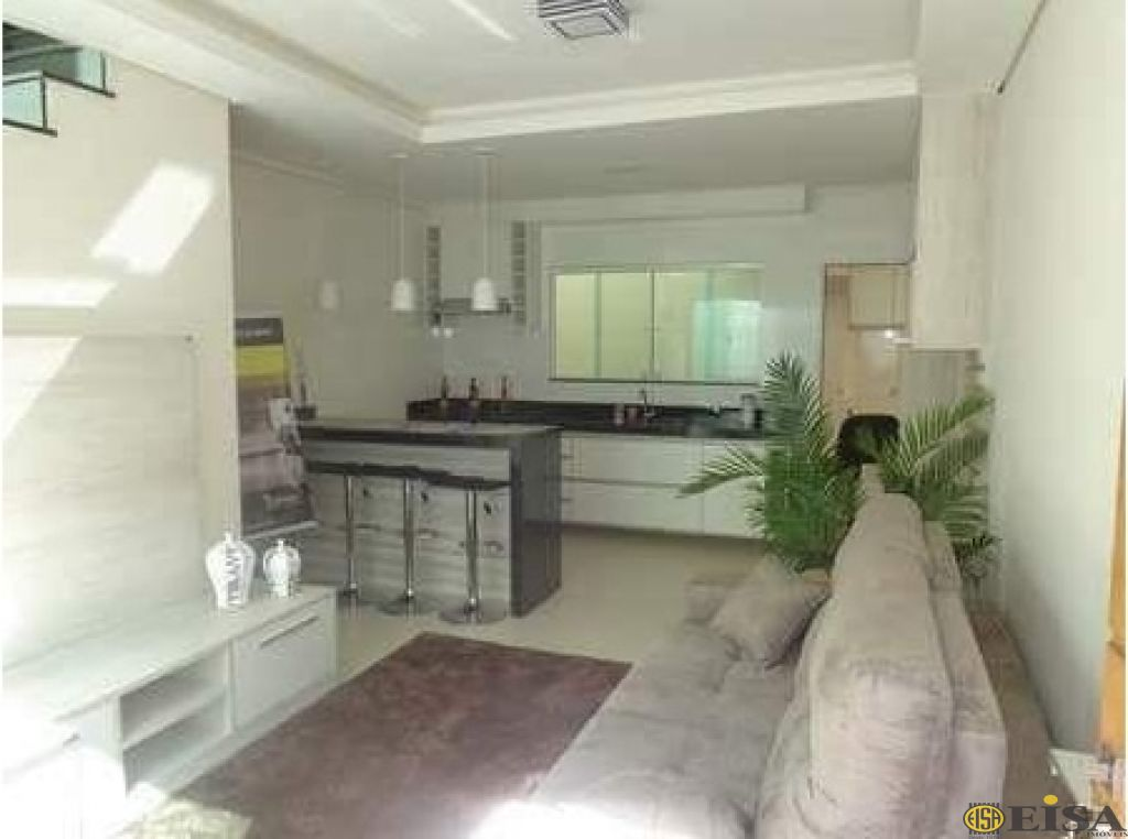 VENDA | SOBRADO - Parque Edu Chaves - 2 dormitórios - 1 Vagas - 80m² - CÓD:ET3912