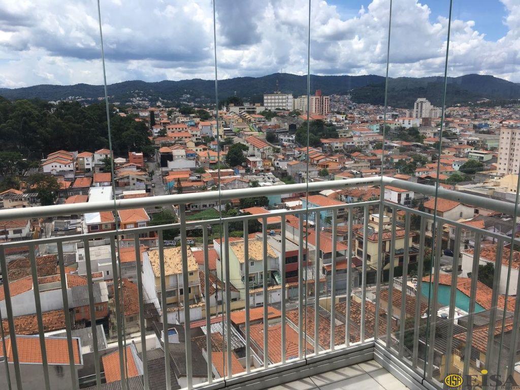 VENDA   APARTAMENTO - Vila Mazzei - 2 dormitórios - 1 Vagas - 69m² - CÓD:ET3914