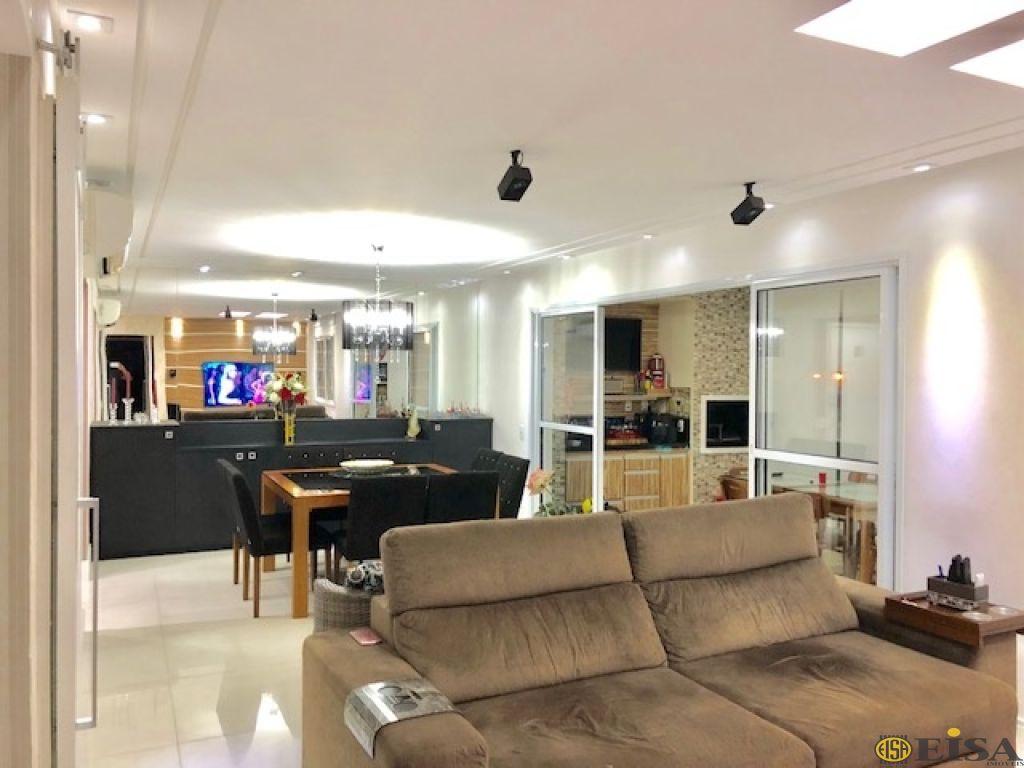 VENDA | APARTAMENTO - Vila Guilherme - 3 dormitórios - 2 Vagas - 126m² - CÓD:ET3922