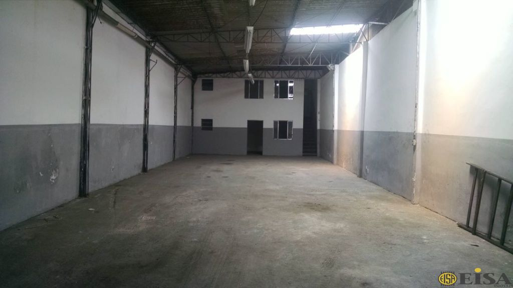LOCAÇÃO | GALPãO - Vila Maria -  dormitórios -  Vagas - 200m² - CÓD:ET3927