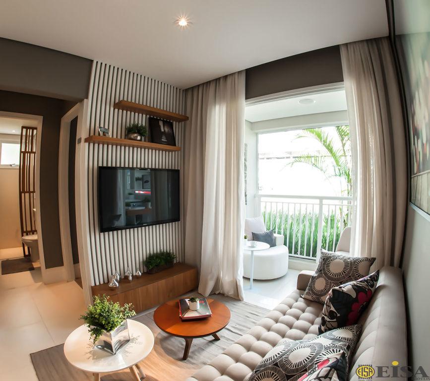 VENDA | APARTAMENTO - Barra Funda - 2 dormitórios - 1 Vagas - 49m² - CÓD:ET3934