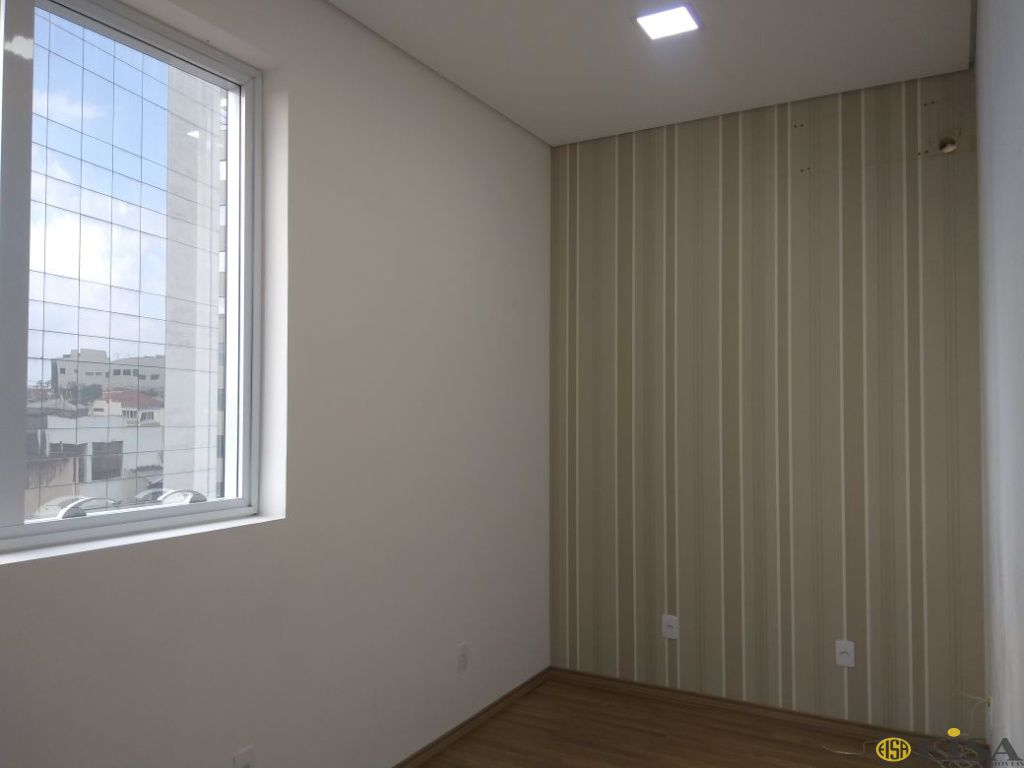 LOCAÇÃO | COMERCIAL - Vila Gustavo -  dormitórios - 1 Vagas - 34m² - CÓD:ET3991