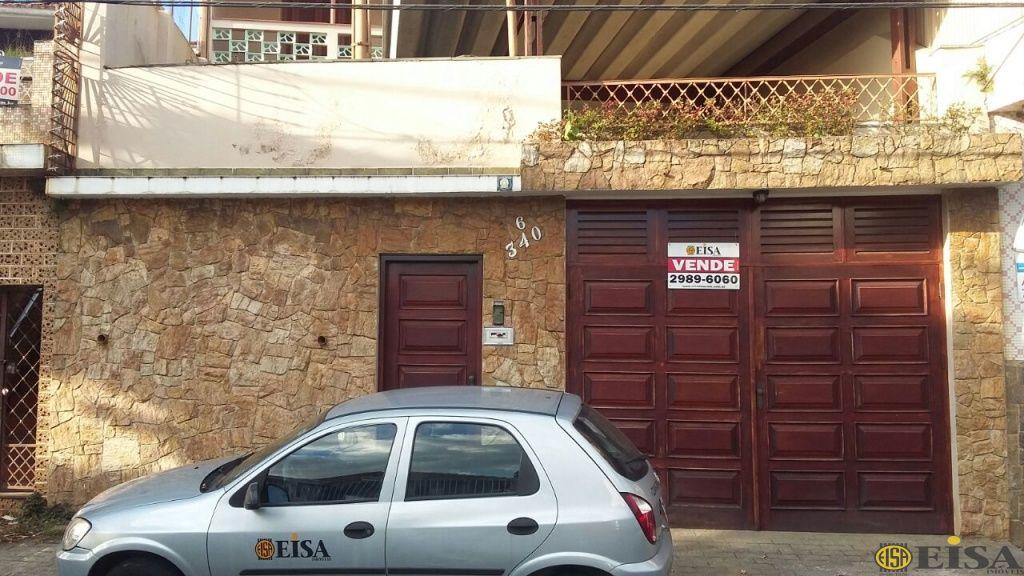 VENDA | CASA ASSOBRADADA - Vila Gustavo - 2 dormitórios - 2 Vagas - 170m² - CÓD:ET4003