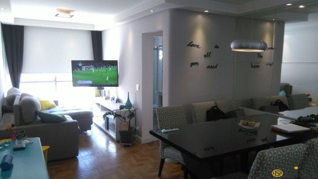 VENDA | APARTAMENTO - Vila Nivi - 2 dormitórios - 1 Vagas - 66m² - CÓD:ET4011