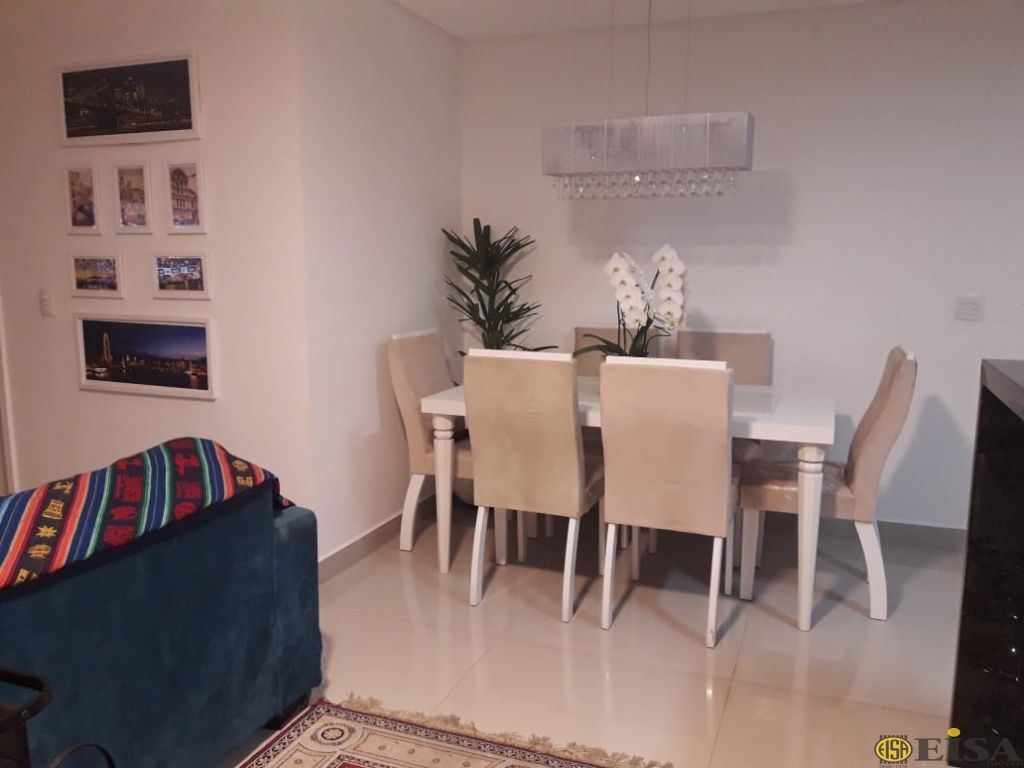 VENDA | APARTAMENTO - Vila Mazzei - 2 dormitórios - 1 Vagas - 68m² - CÓD:ET4016