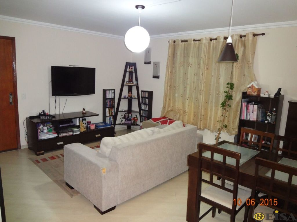 VENDA | APARTAMENTO - Vila Nivi - 2 dormitórios - 1 Vagas - 62m² - CÓD:ET4022