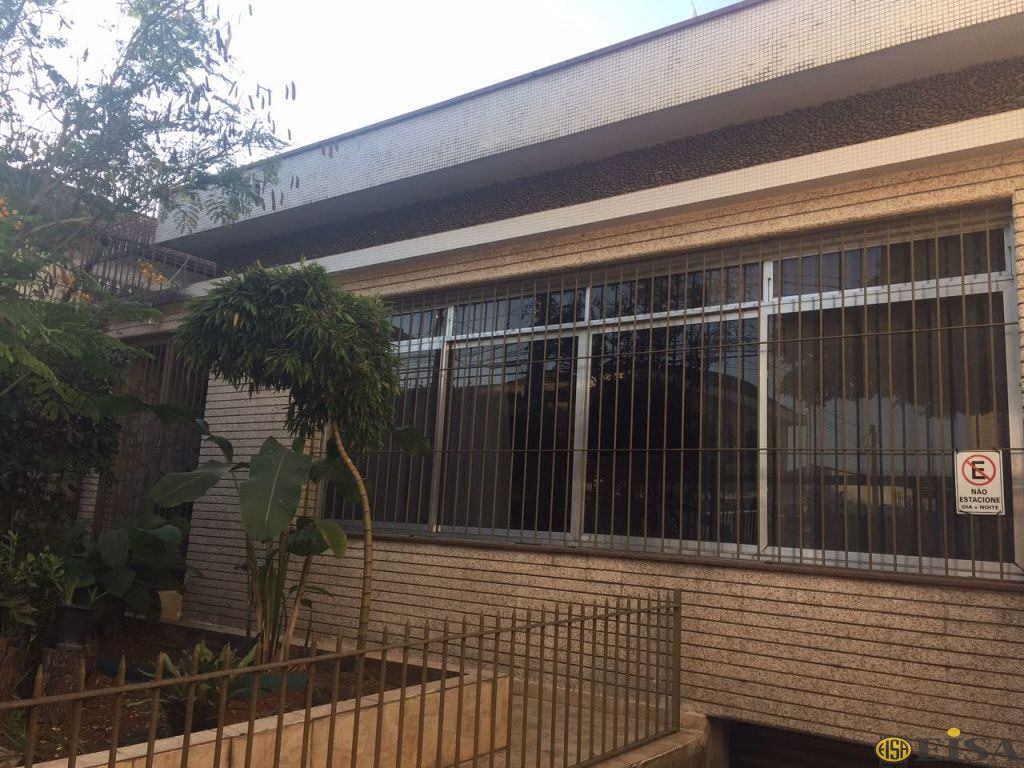 CASA TéRREA - VILA MARIA ALTA , SãO PAULO - SP   CÓD.: ET4046