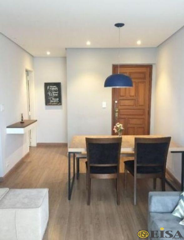 VENDA | APARTAMENTO - Tucuruvi - 3 dormitórios - 2 Vagas - 72m² - CÓD:ET4055