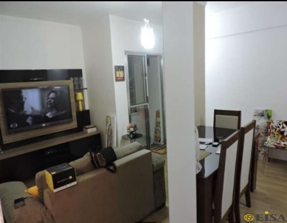 VENDA   APARTAMENTO - Vila Mazzei - 2 dormitórios - 2 Vagas - 50m² - CÓD:ET4084