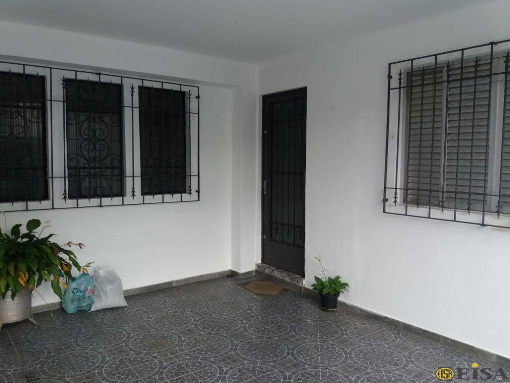 LOCAÇÃO   CASA TéRREA - Vila Nivi - 1 dormitórios -  Vagas - 50m² - CÓD:ET4089