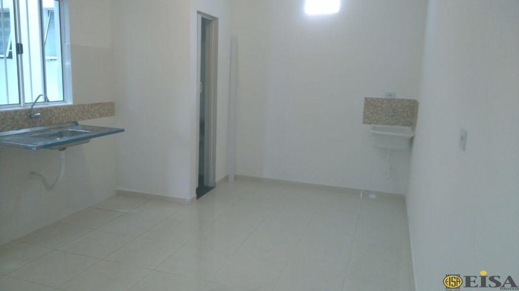 LOCAÇÃO | APARTAMENTO - Vila Medeiros - 1 dormitórios -  Vagas - 40m² - CÓD:ET4120