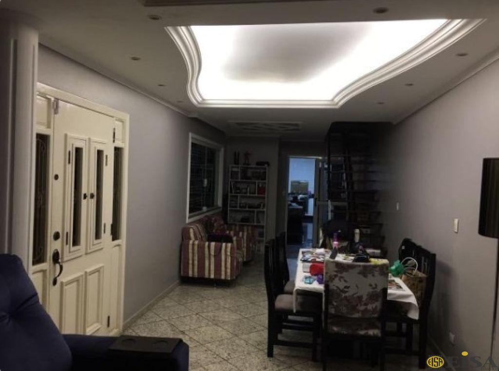 VENDA | SOBRADO - Santana - 3 dormitórios - 5 Vagas - 330m² - CÓD:ET4129