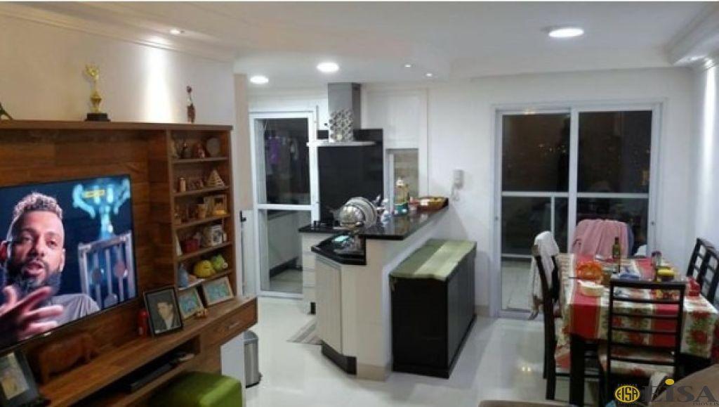 VENDA | APARTAMENTO - Santana - 2 dormitórios - 2 Vagas - 64m² - CÓD:ET4135