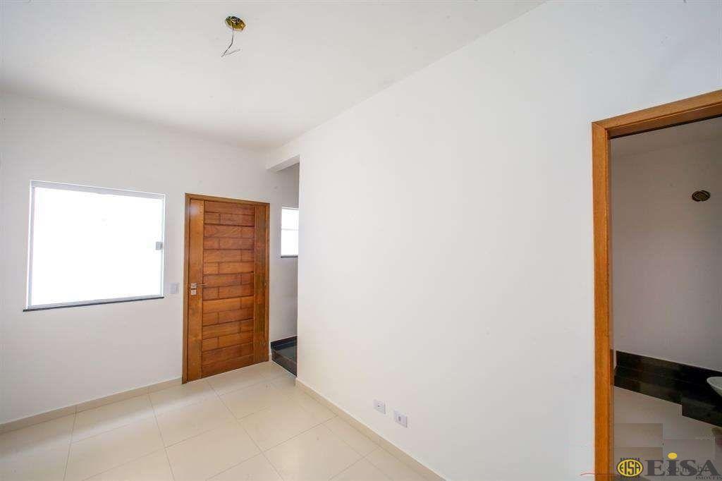 VENDA | SOBRADO - Parada Inglesa - 2 dormitórios - 1 Vagas - 55m² - CÓD:ET4143