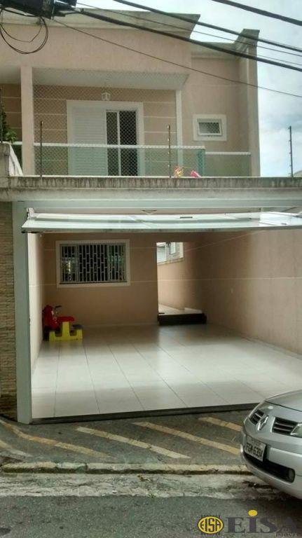VENDA | SOBRADO - Tucuruvi - 3 dormitórios - 4 Vagas - 130m² - CÓD:ET4146