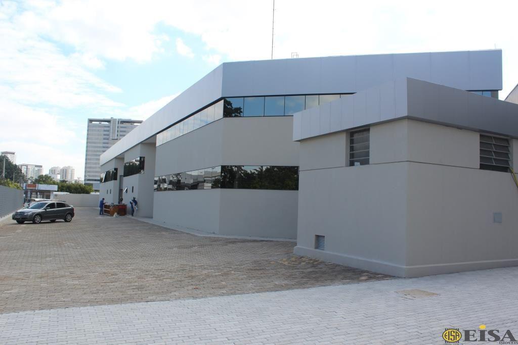 LOCAÇÃO | GALPãO - Lapa -  dormitórios -  Vagas - 1010m² - CÓD:ET4154