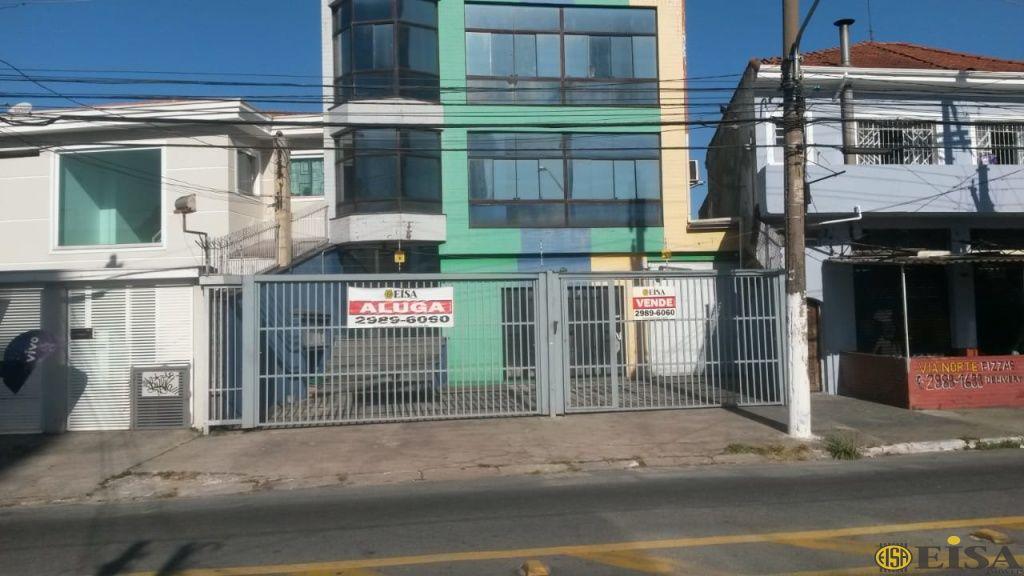 VENDA | COMERCIAL - Tucuruvi -  dormitórios -  Vagas - 600m² - CÓD:ET4190