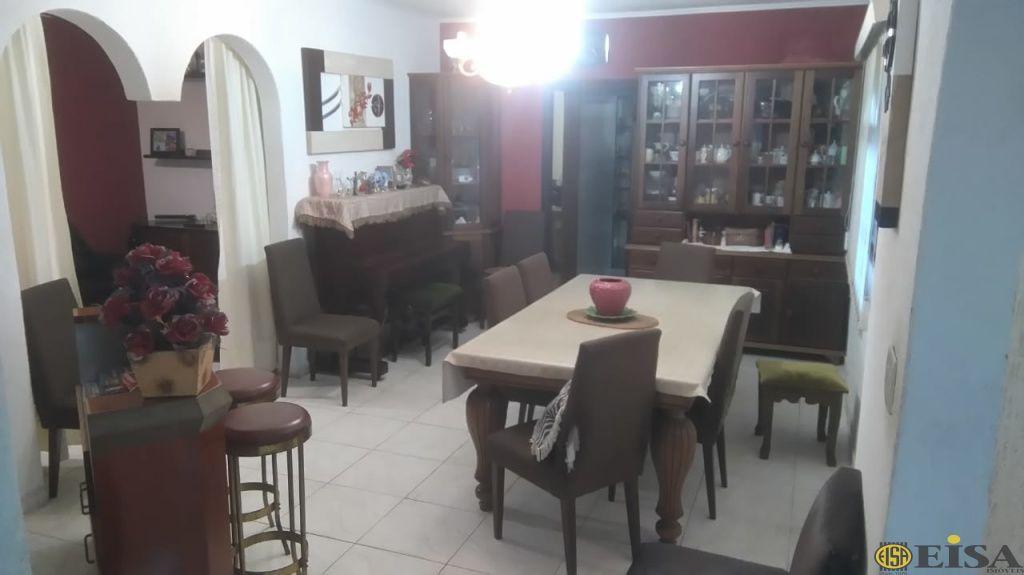 VENDA | SOBRADO - Vila Gustavo - 4 dormitórios - 3 Vagas - 210m² - CÓD:ET4191