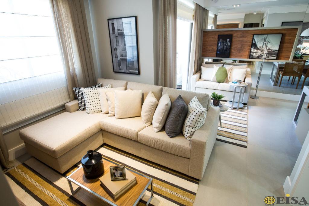VENDA | APARTAMENTO - Jardim Brasil Zona Norte - 3 dormitórios - 1 Vagas - 60m² - CÓD:ET4213