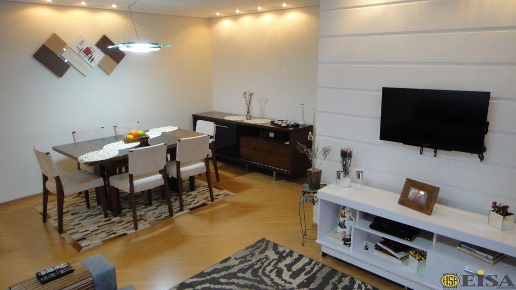 VENDA   APARTAMENTO - Vila Mazzei - 2 dormitórios - 1 Vagas - 63m² - CÓD:ET4220