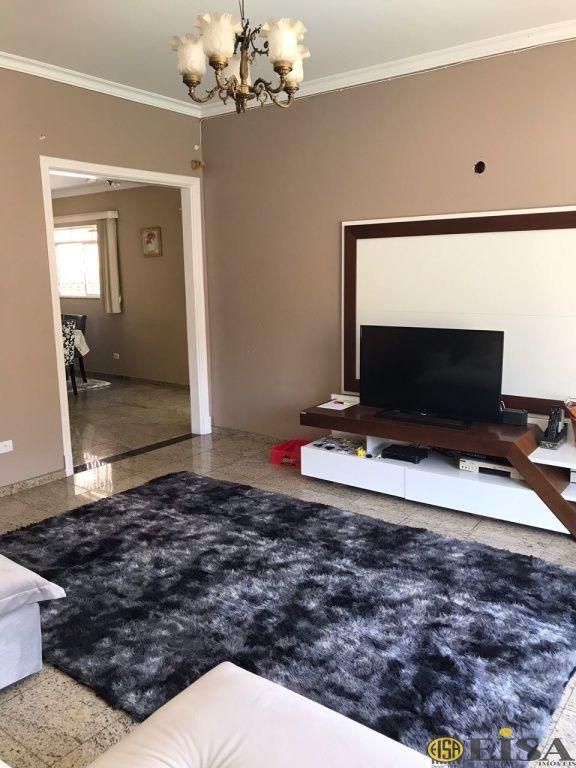 VENDA | SOBRADO - Vila Isolina Mazzei - 4 dormitórios - 6 Vagas - 200m² - CÓD:ET4223
