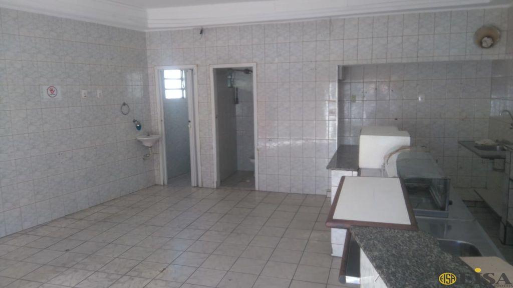 LOCAÇÃO | SALãO - Tucuruvi -  dormitórios -  Vagas - 100m² - CÓD:ET4239
