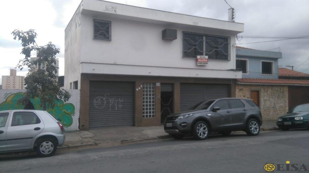 LOCAÇÃO | COMERCIAL - Parque Vitória -  dormitórios - 5 Vagas - 565m² - CÓD:ET4240