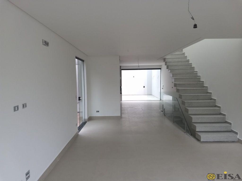 VENDA | SOBRADO - Santana - 3 dormitórios - 4 Vagas - 160m² - CÓD:ET4267