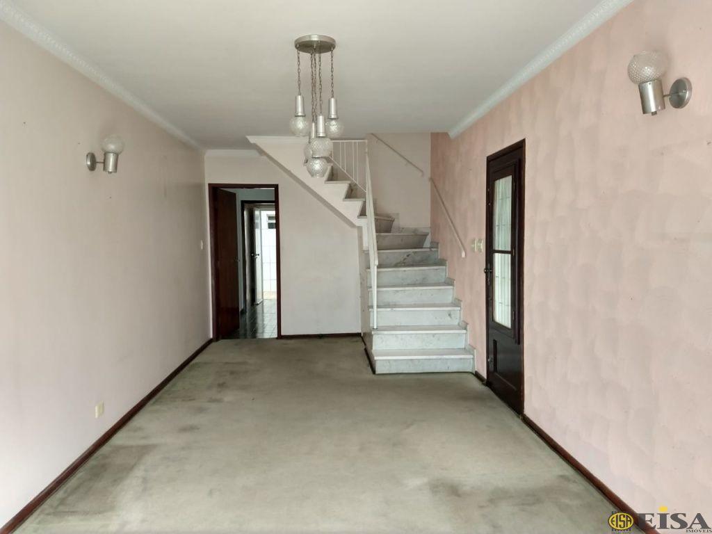 VENDA | SOBRADO - Tucuruvi - 3 dormitórios - 2 Vagas - 180m² - CÓD:ET4270