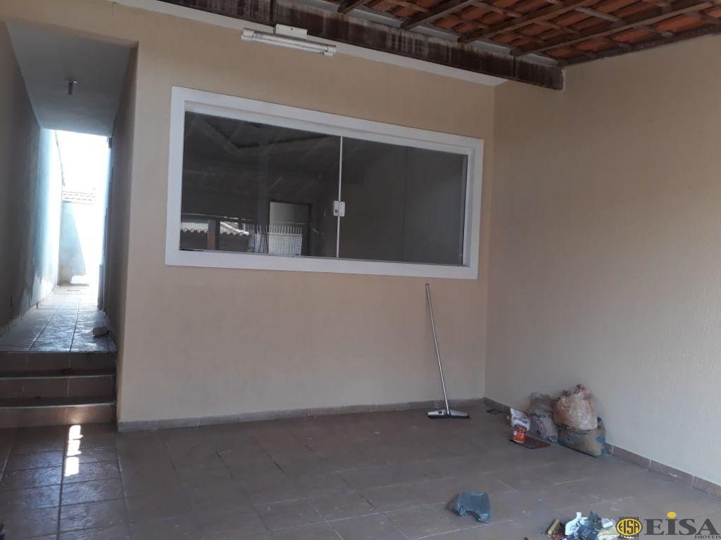 LOCAÇÃO | SOBRADO - Parque Vitória - 3 dormitórios - 2 Vagas - 140m² - CÓD:ET4275