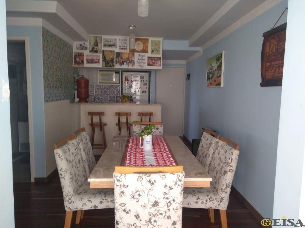 VENDA | APARTAMENTO - Vila Mazzei - 2 dormitórios - 1 Vagas - 62m² - CÓD:ET4281