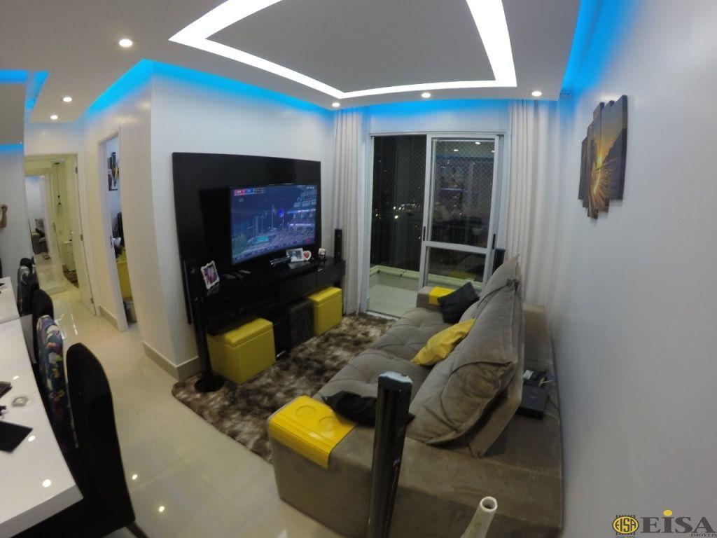 VENDA | APARTAMENTO - Tatuapé - 2 dormitórios - 2 Vagas - 60m² - CÓD:ET4285