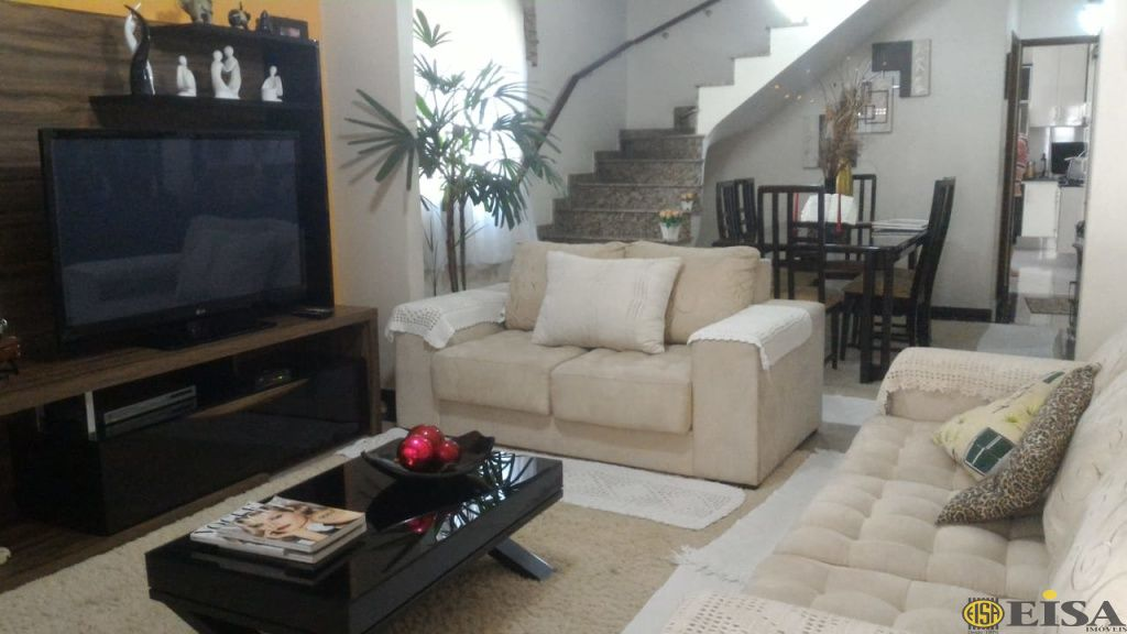 VENDA   SOBRADO - Vila Sabrina - 3 dormitórios - 2 Vagas - 180m² - CÓD:ET4287