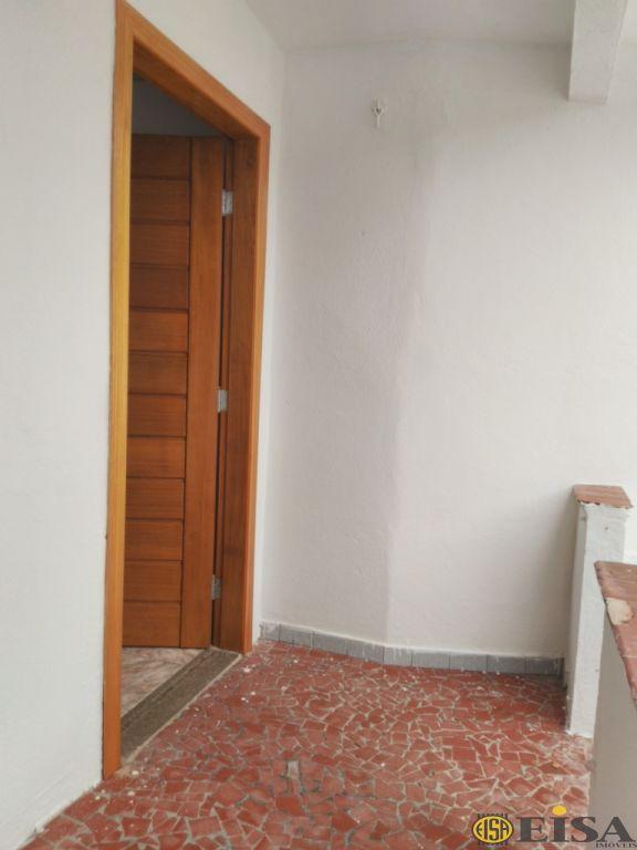 LOCAÇÃO | CASA ASSOBRADADA - Vila Gustavo - 1 dormitórios - 1 Vagas - 50m² - CÓD:ET4327