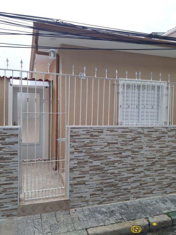 LOCAÇÃO   CASA TéRREA - Vila Gustavo - 1 dormitórios -  Vagas - 50m² - CÓD:ET4347