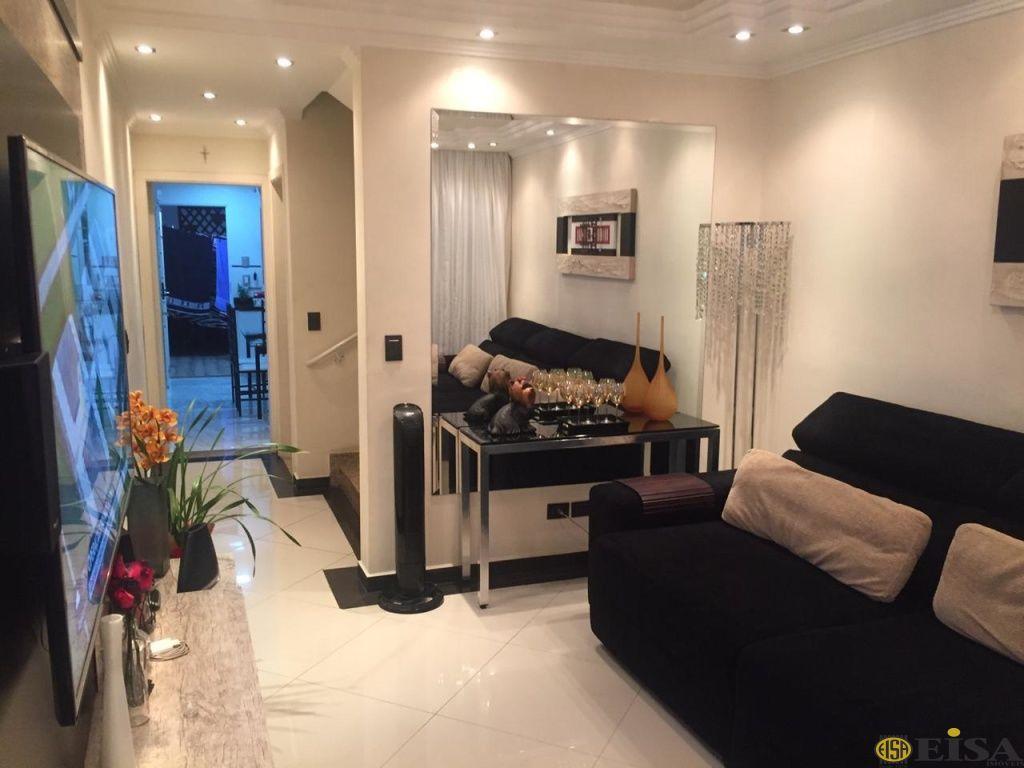 VENDA | SOBRADO - Vila Maria Alta - 2 dormitórios - 2 Vagas - 120m² - CÓD:ET4360